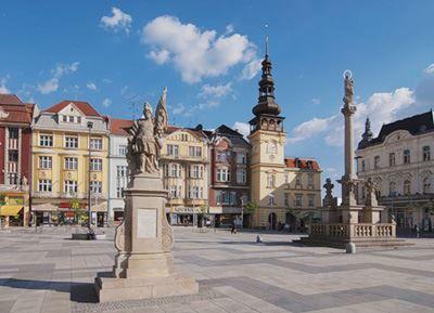 Фото города Острава Чехия