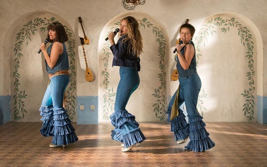 Скачать бесплатно постеры к фильму Mamma Mia! 2 в качестве 720 и 1080 hd