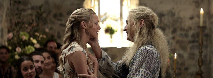 Бесплатные кадры к фильму Mamma Mia! 2 в качестве 1080 hd