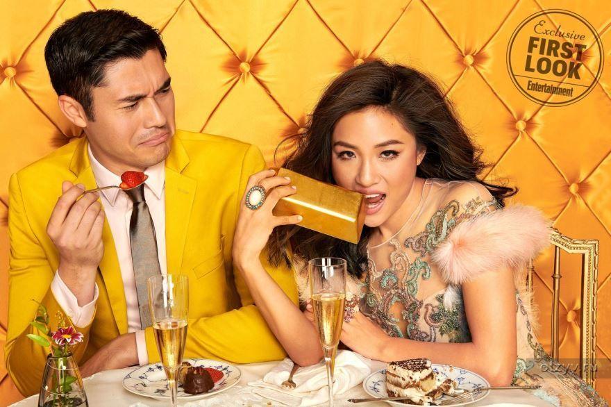 Бесплатные кадры к фильму Безумно богатые азиаты  в качестве 1080 hd