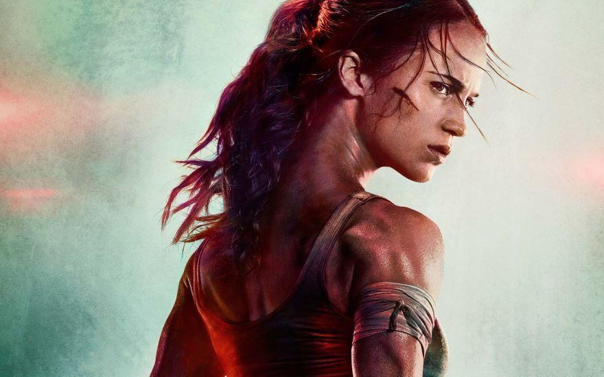 Бесплатные кадры к фильму Tomb Raider: Лара Крофт в качестве 1080 hd