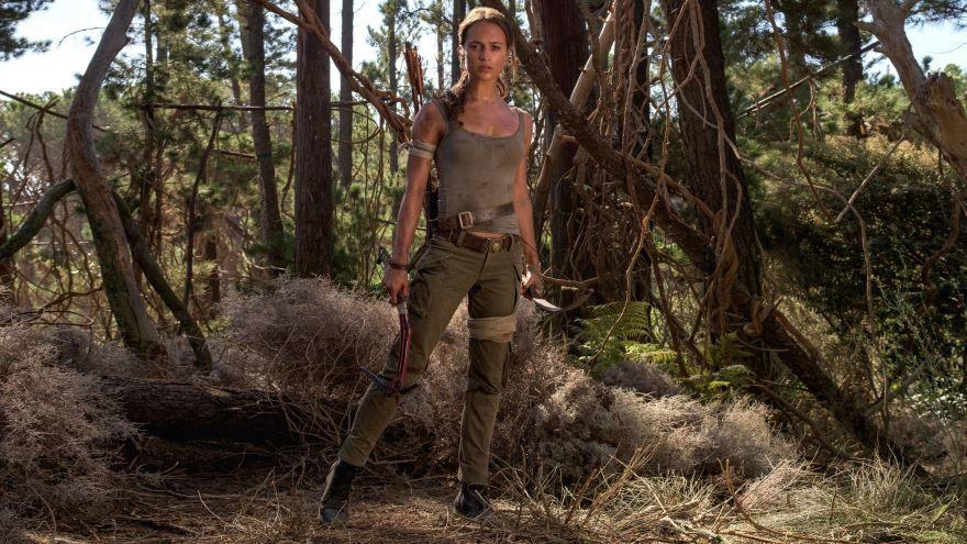 Лучшие картинки и фото фильма Tomb Raider: Лара Крофт 2018 в хорошем качестве