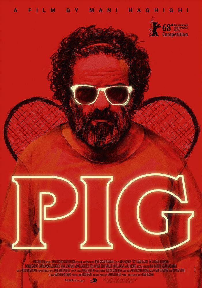 Смотреть бесплатно постеры и кадры к фильму Свинья онлайн