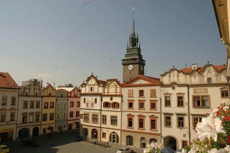 Фото города Пардубице Чехия