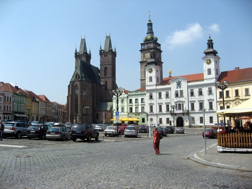 Город Градец-Кралове