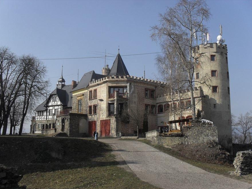 Фото города Теплице Чехия