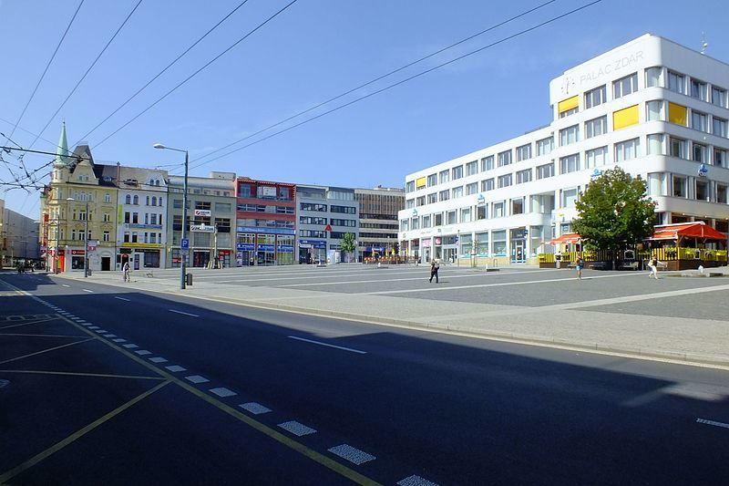 Фото города Усти-над-Лабем Чехия