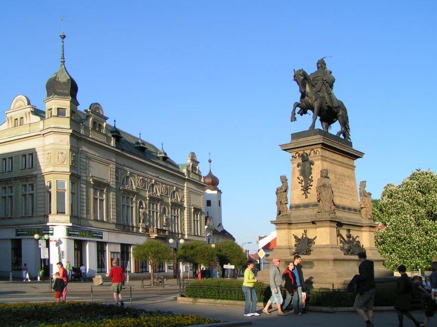 Достопримечательности город Подебрады Чехия