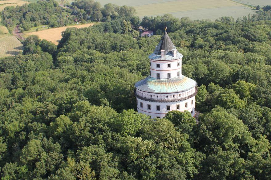 Замок город Подебрады 2019
