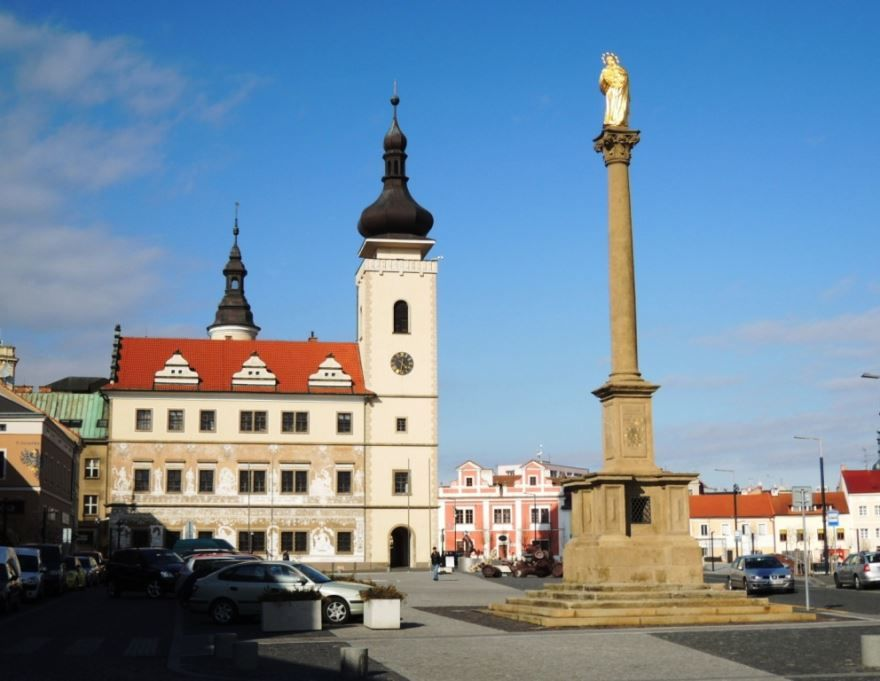 Смотреть красивое фото город Млада-Болеслав