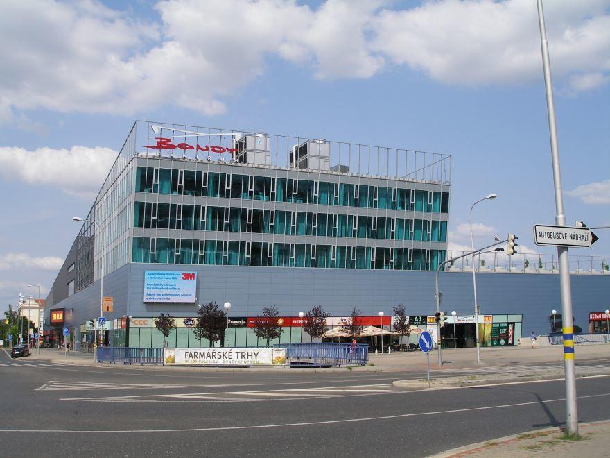 Фото города Млада-Болеслав Чехия