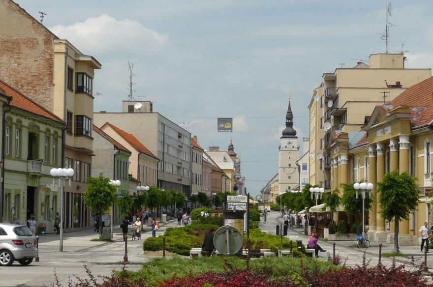Смотреть красивое фото город Трнава 2019