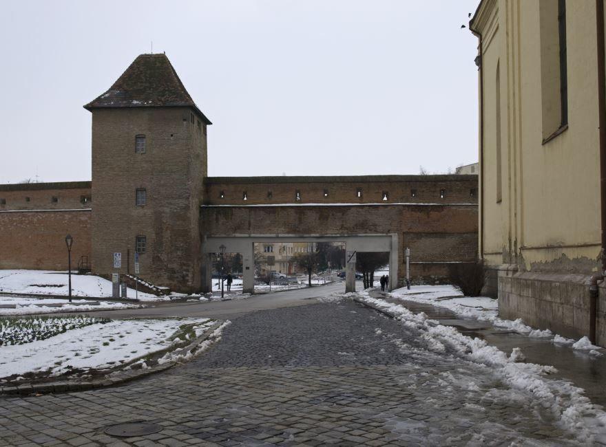 Фото города Трнава Словакия