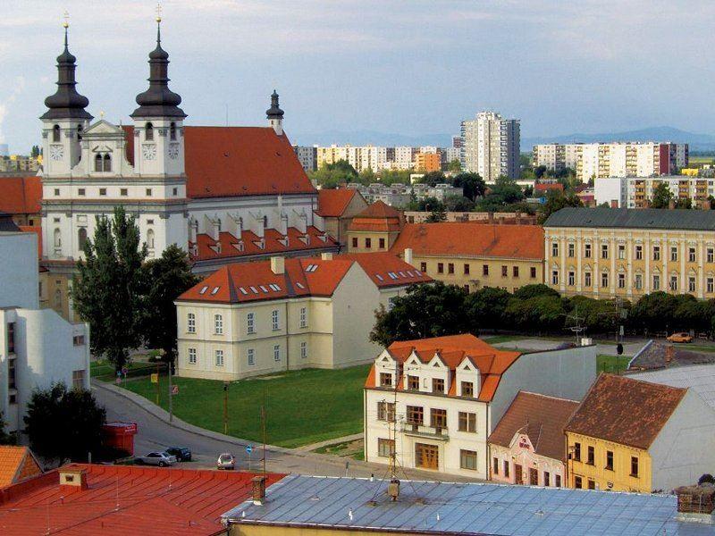 Скачать онлайн бесплатно лучшее фото город Трнава в хорошем качестве