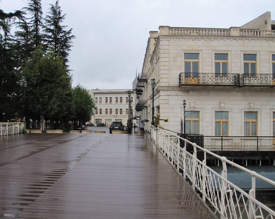 Фото города Кутаиси Грузия