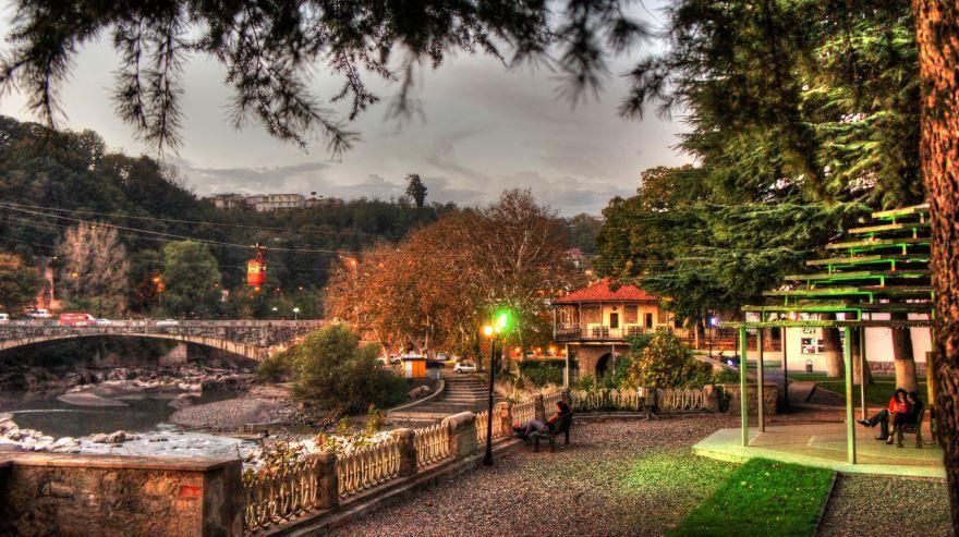 Смотреть красивое фото город Кутаиси 2019