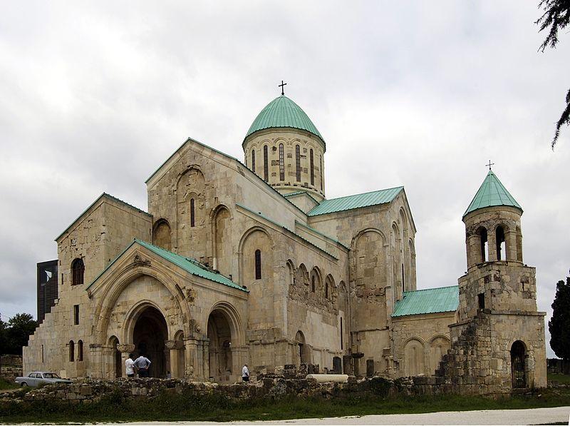 Багратский собор город Кутаиси