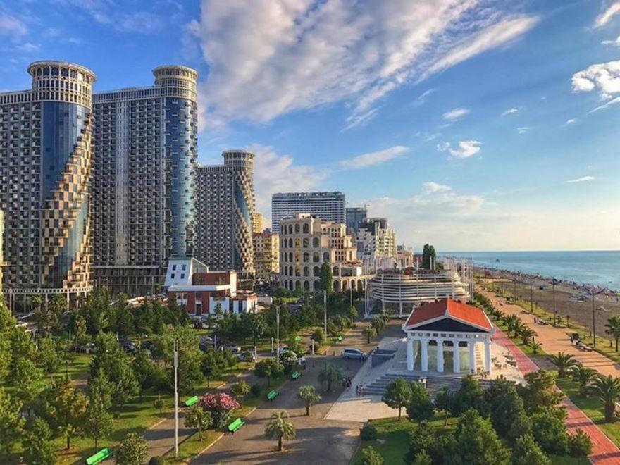 Фото города Батуми Грузия