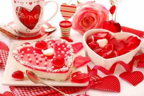 Подарок подруге на день Святого Валентина