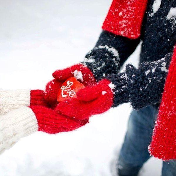 Подарок любимому на день Святого Валентина