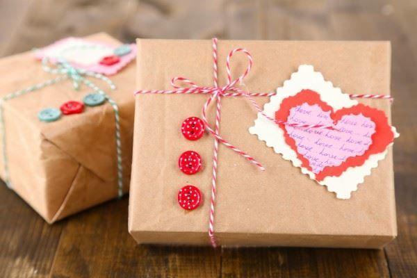 Подароки на день Святого Валентина