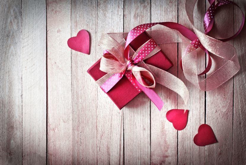 Идея для подарка на день Святого Валентина