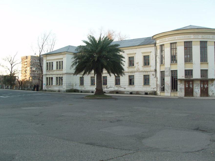 Фото города Поти Грузия