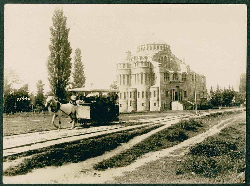Старинное фото город Поти