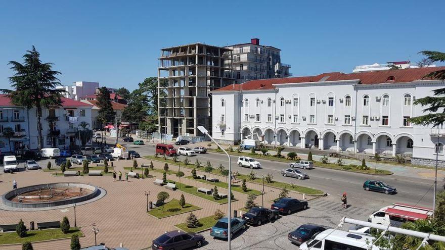 Скачать онлайн бесплатно лучшее фото город Кобулети в хорошем качестве