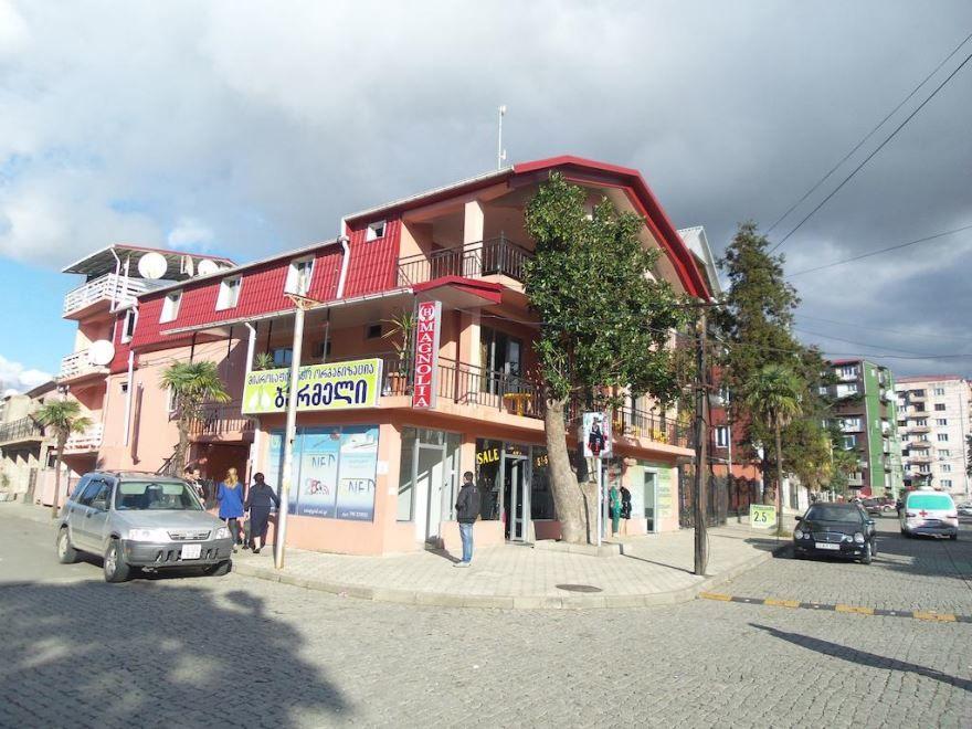 Улица город Кобулети 2019