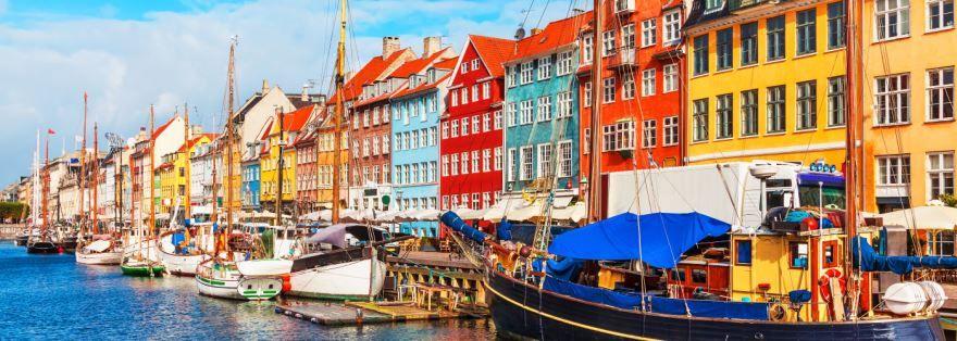 Город Копенгаген 2019
