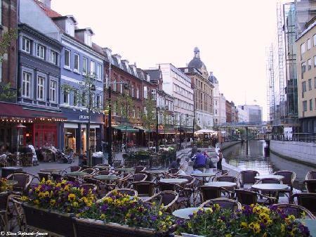 Фото города Орхус Дания