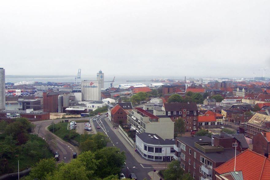 Фото города Эсбьерг Дания