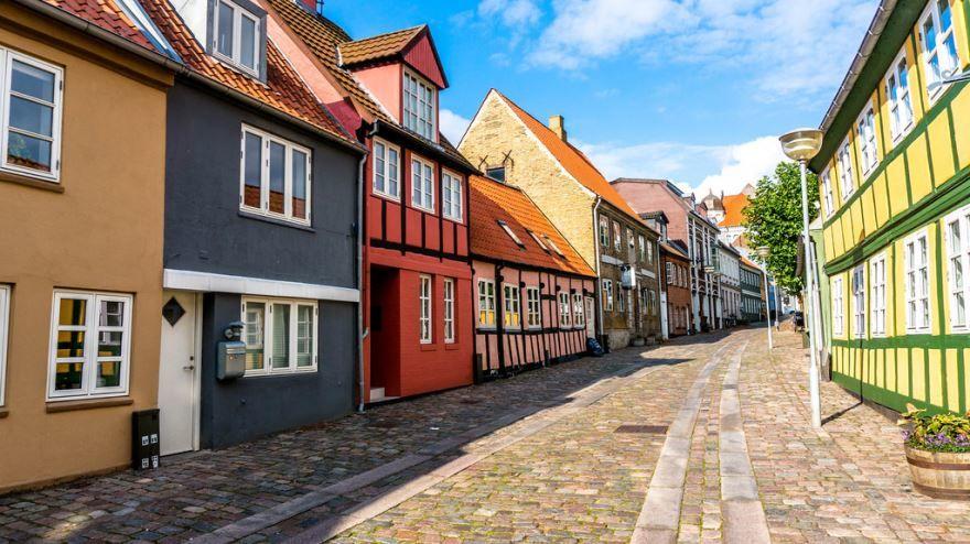 Фото города Хорсенс Дания