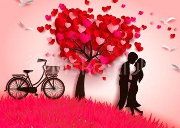 С Днем Святого Валентина 14 февраля день всех влюбленных