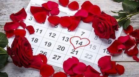 Открытки февраль 14 День Святого Валентина
