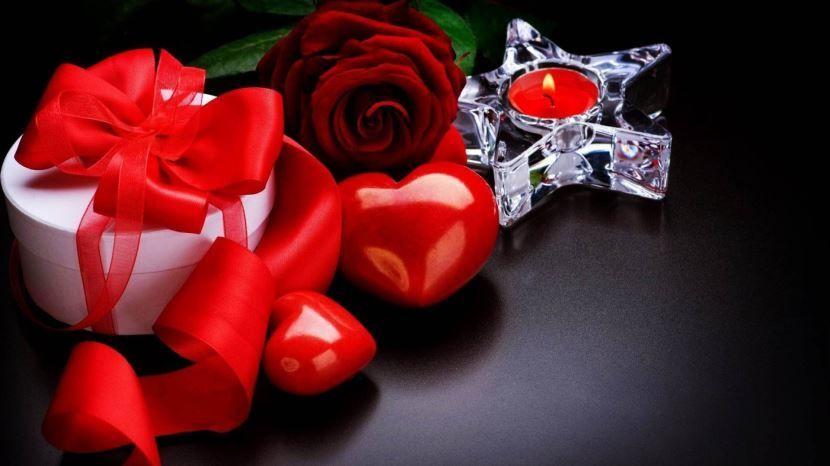 14 февраля - день святого Валентина.