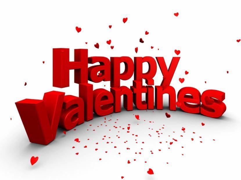 14 февраля - день всех влюбленных.