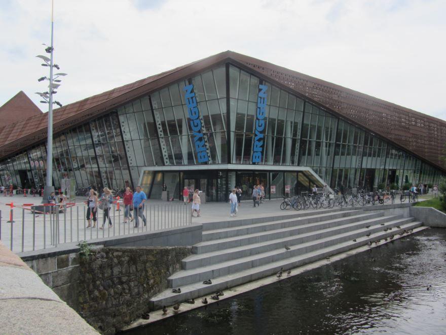 Фото города Вайле Дания