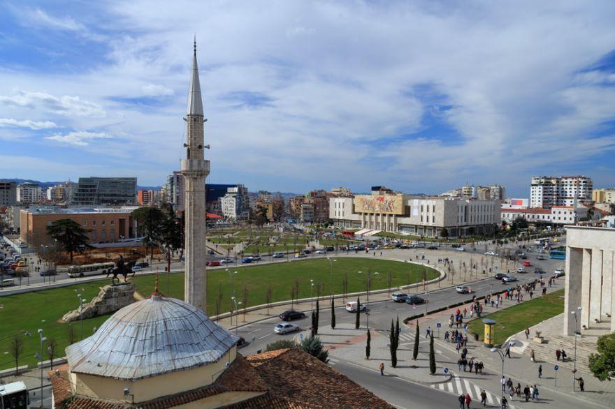 Город Тирана