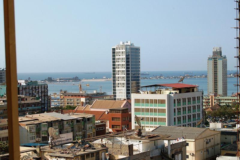 Фото города Луанда Ангола