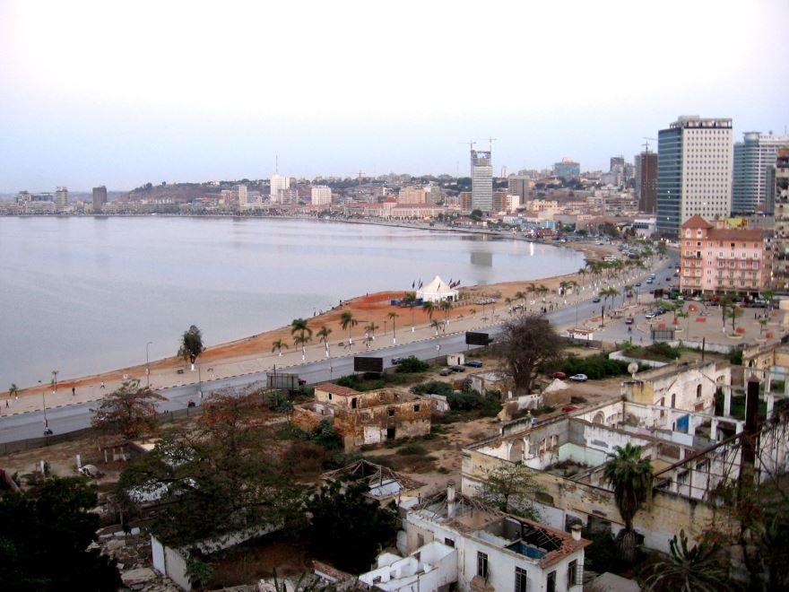 Смотреть красивое фото город Луанда 2019