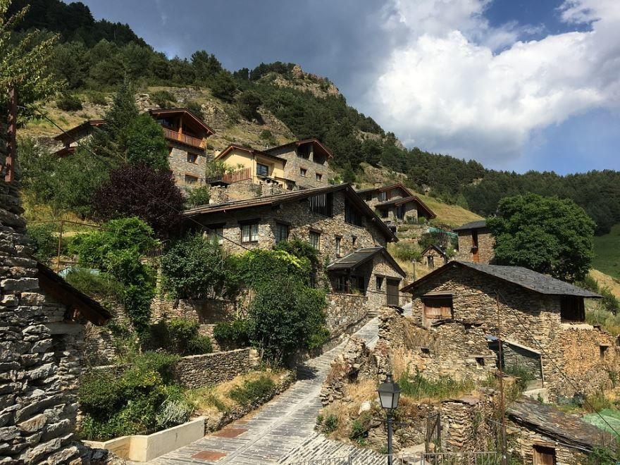Фото города Андорра-ла-Велья