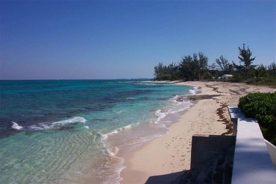 Фото города Нассау Багамы