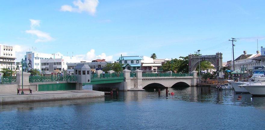 Фото города Бриджтаун Барбадос