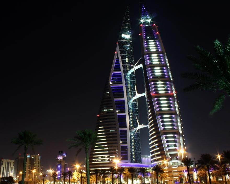 Фото города Манама Бахрейн