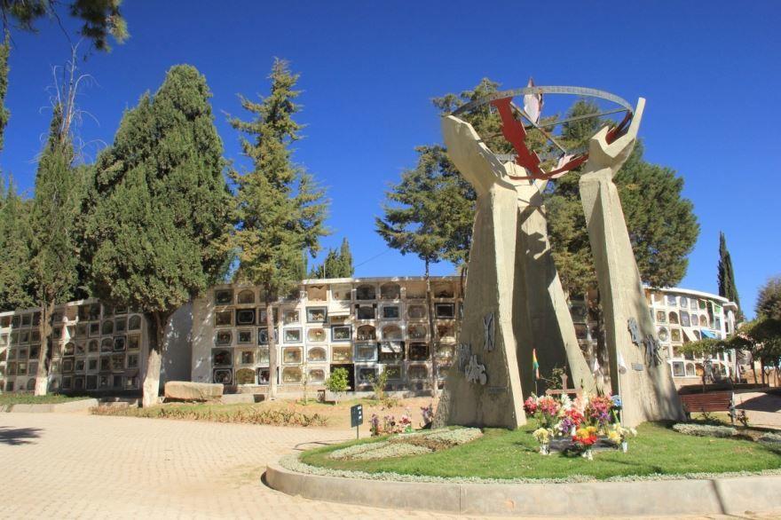 Достопримечательности город Сукре Боливия