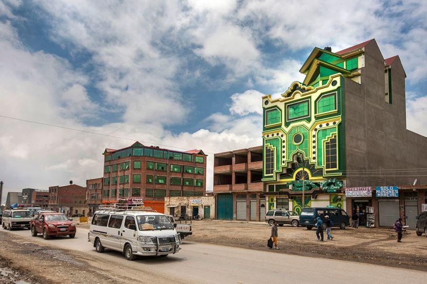 Скачать онлайн бесплатно лучшее фото улица города Эль-Альто в хорошем качестве