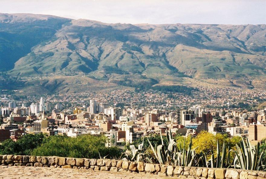 Фото города Кочабамба Боливия