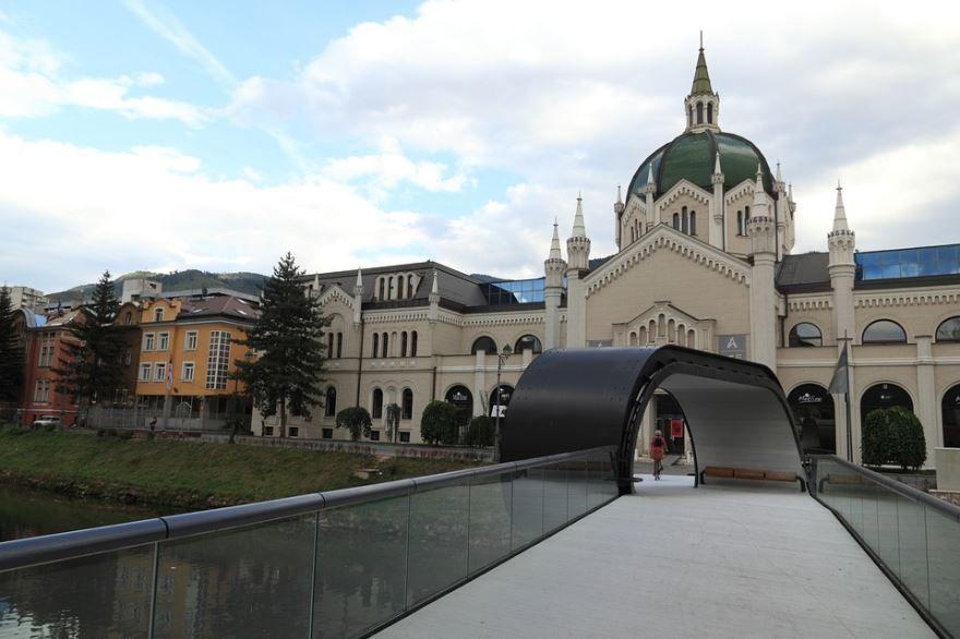 Фото города Сараево Босния